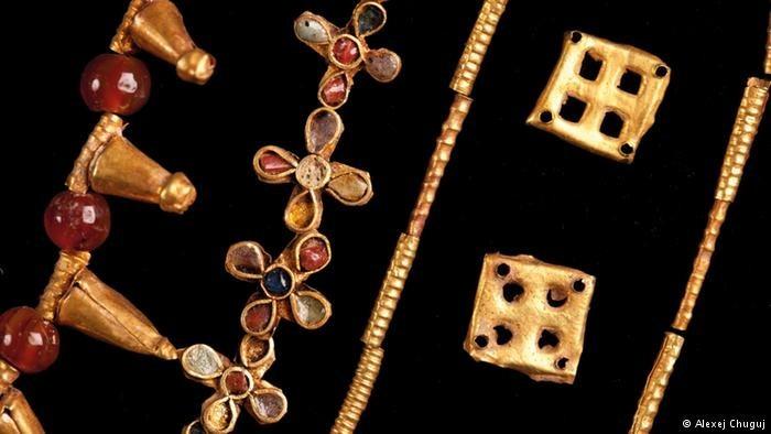 Директор кримського музею Тавриди Андрій Мальгін: Втрата «скіфського золота» є болючою для нас