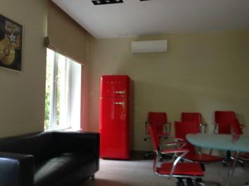 Проектирование и установка системы вентиляции и кондиционирования в студии звукозаписи. Москва. Фото 9