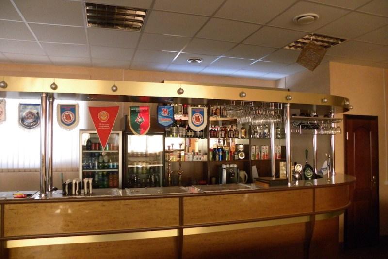 Монтаж системы вентиляции в спорт-баре. Подмосковье. Фото 19