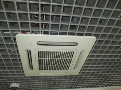 Система вентиляции TOSHIBA MCY-MAP0601HT в потолке КПП