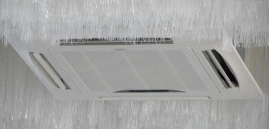 Особенности монтажа систем кондиционирования кассетного типа
