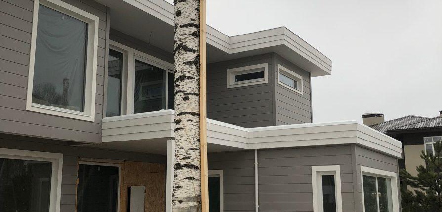 Система кондиционирования загородного дома
