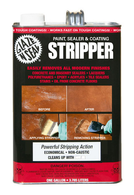 Paint Sealer Amp Coating Stripper Glaze N Seal Products