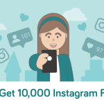 How to get your first 10,000 followers on Instagram