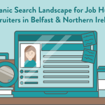 The Organic Search Landscape for Job Hunters & Recruiters in Belfast & Northern Ireland