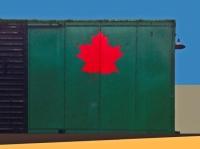 Boxcar Green