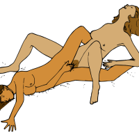 Tribadism and safer sex