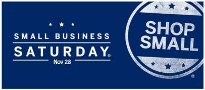Shop Small | Small Biz Saturday