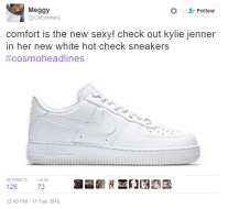 hot check sneakers_kylie_cosmoheadlines