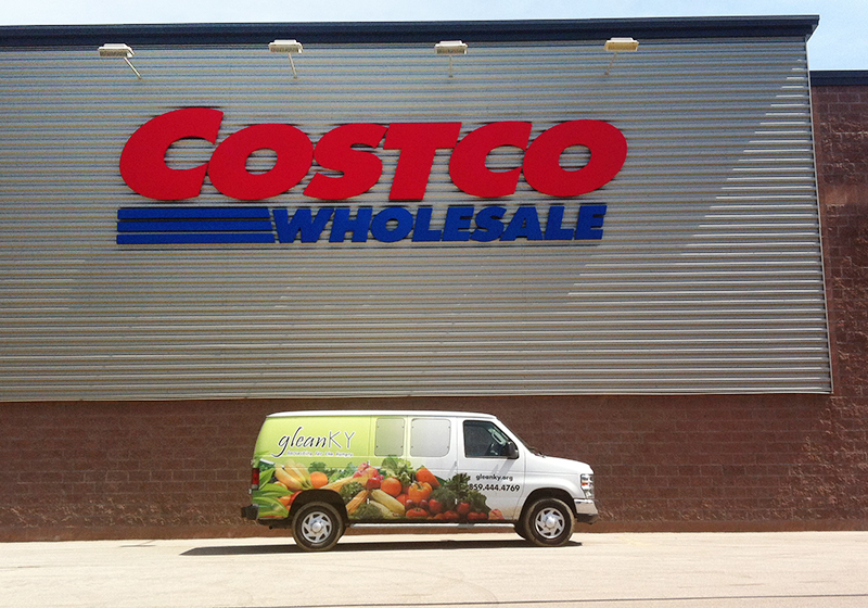 GleanKY at Costco