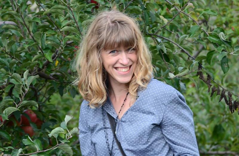 Rachael Dupree, GleanKY Program Director