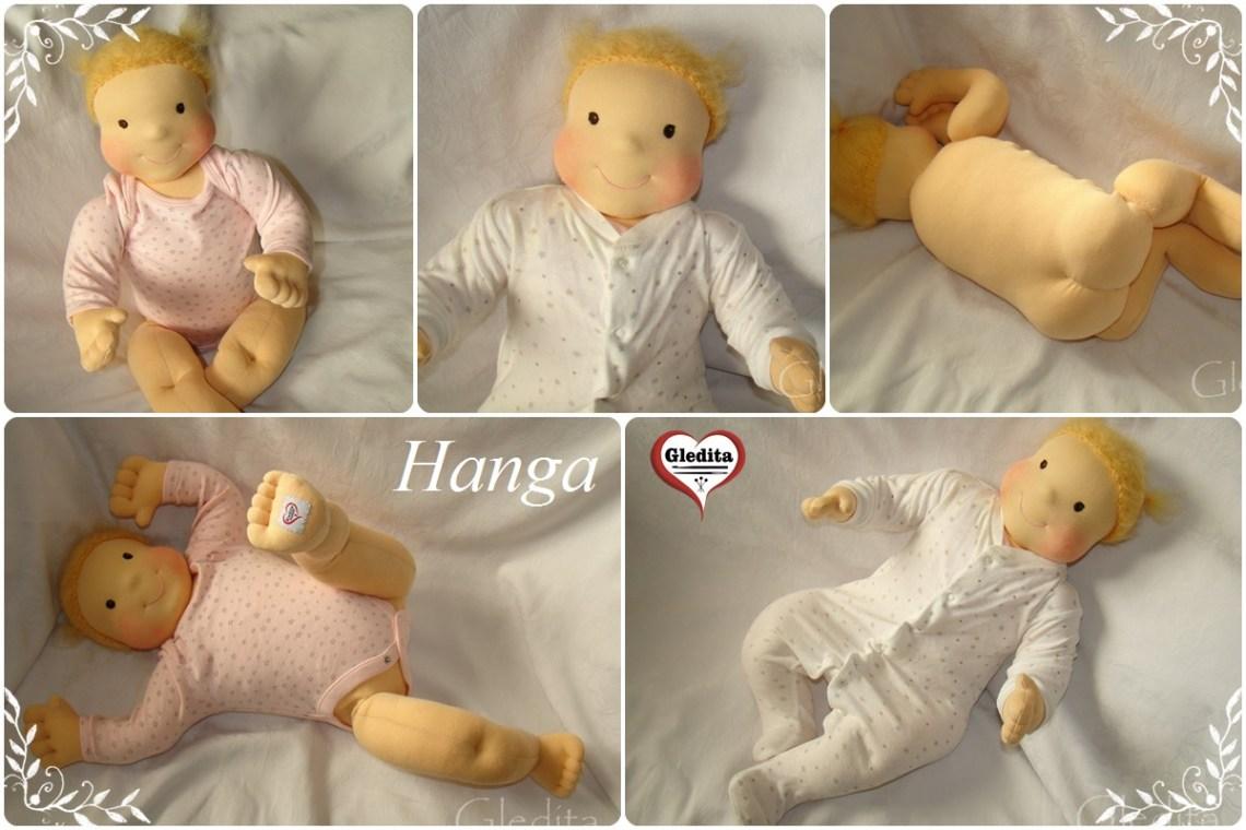 babaywearing demo doll