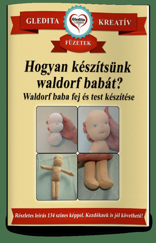 Hogyan készítsünk waldorf babát?