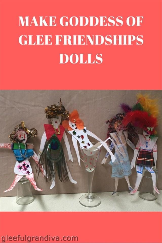 goddess of glee friendship dolls picture