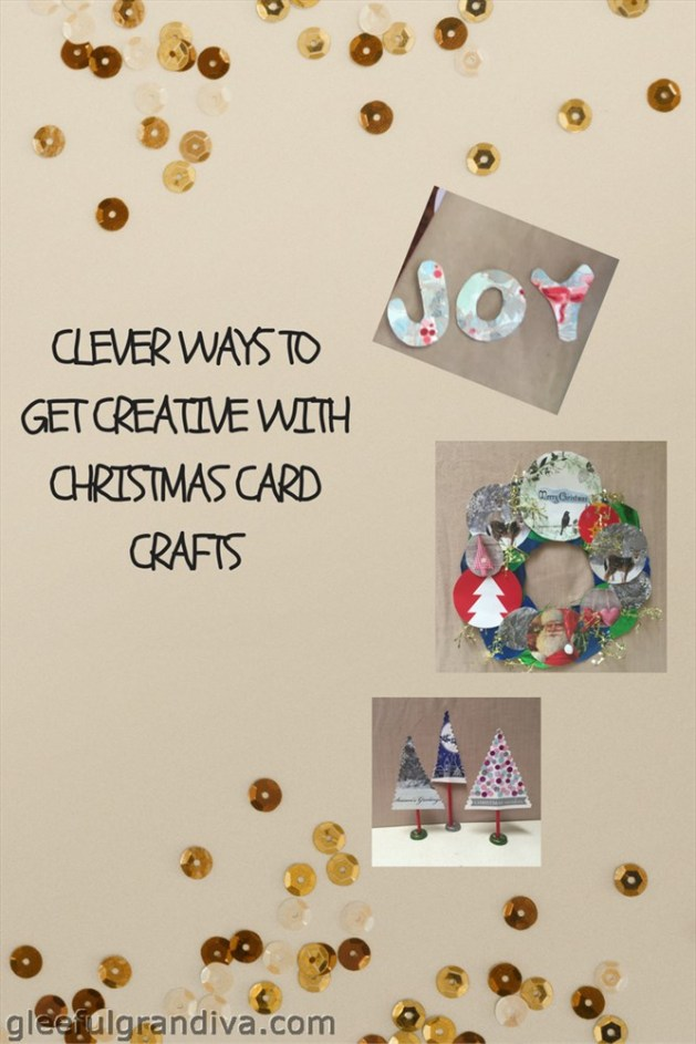 get crestiver with Christmas card crafts picture