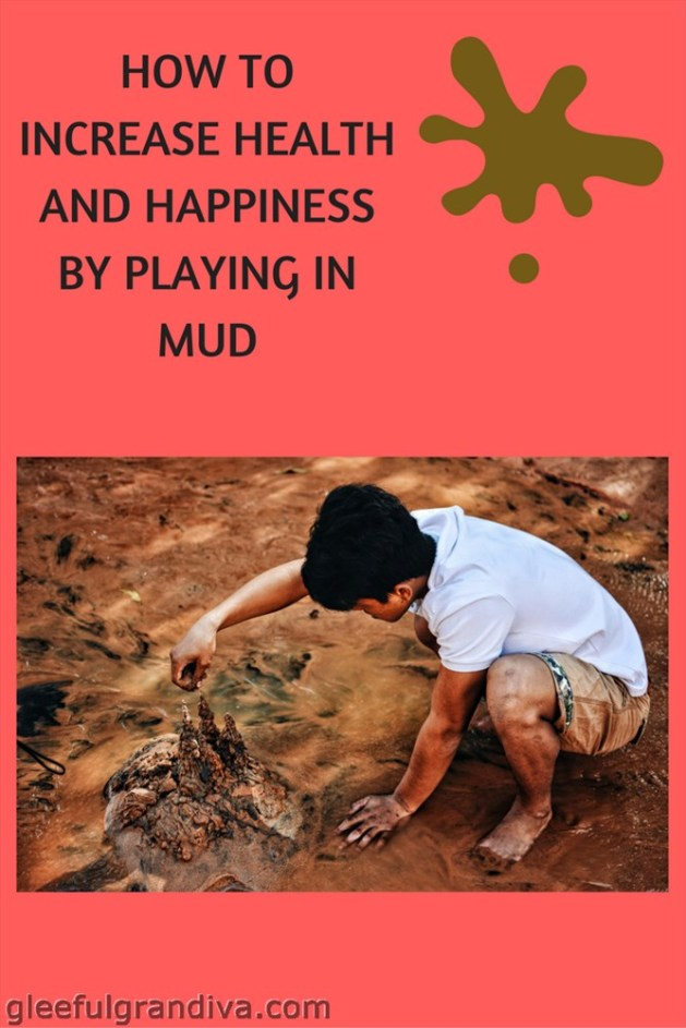 playing in mud picture