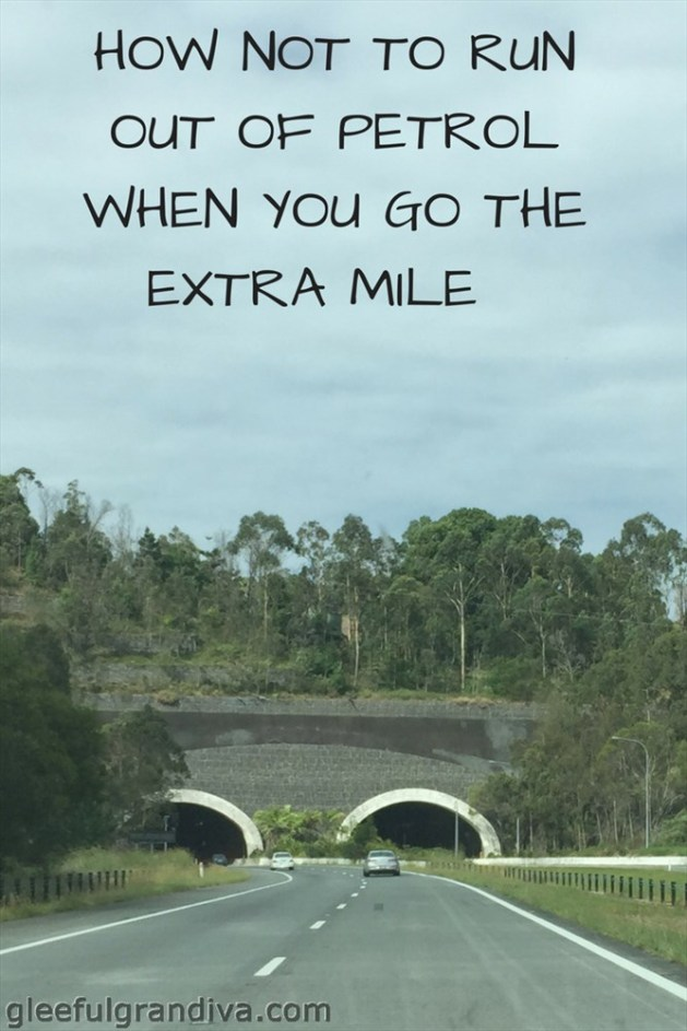 go the extra mile picture