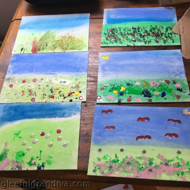 art projects to suit all ages picture
