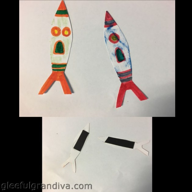 space themed crafts