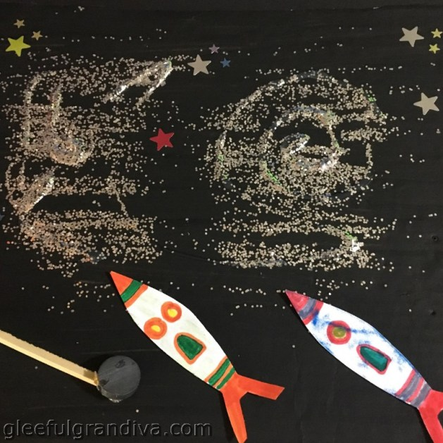 space themed crafts picture