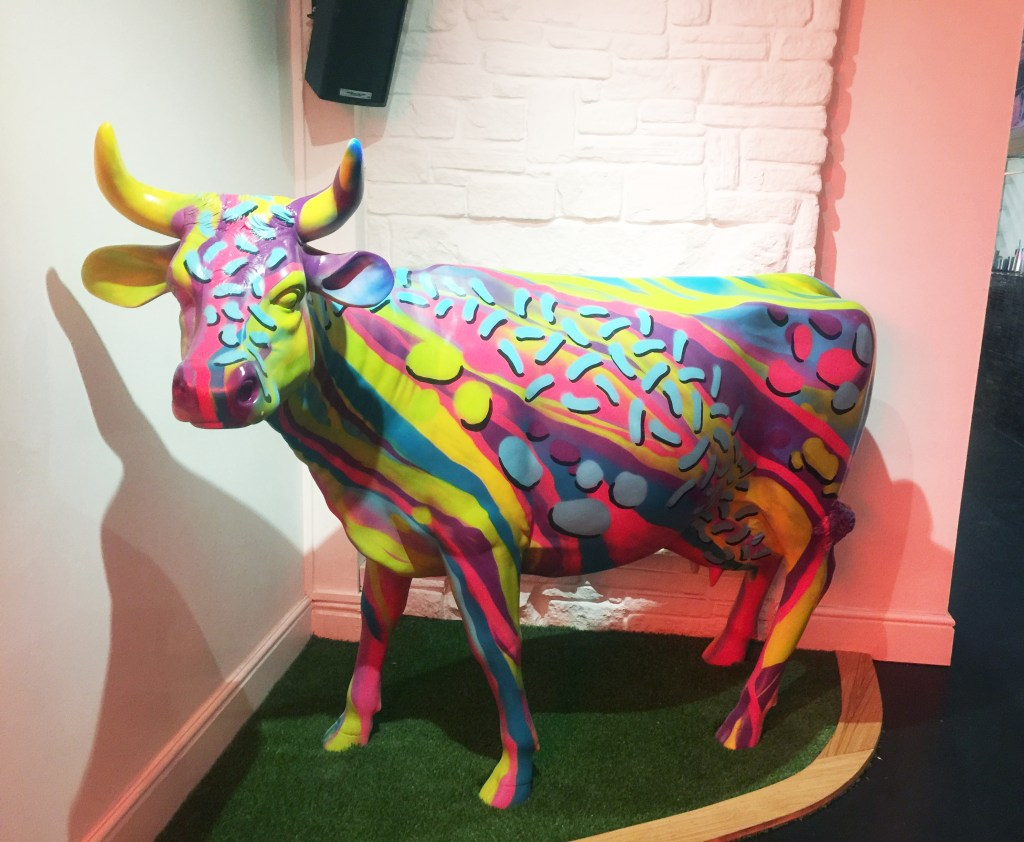 Solita Preston Cow