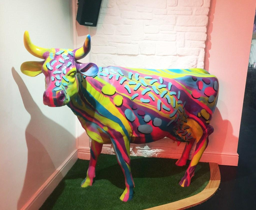 Solita Preston Cow