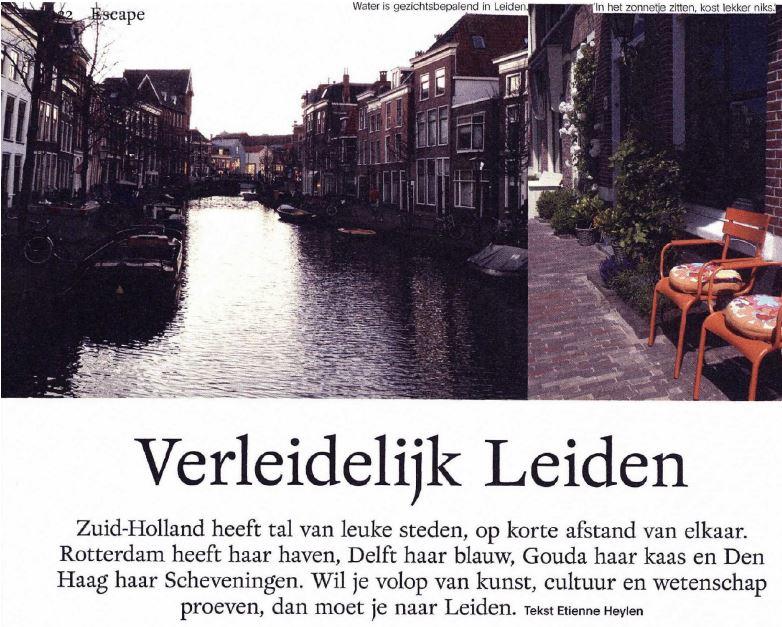 verleidelijk Leiden