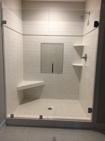 View Our Work Frameless Shower Doors Glen Allen Va 804 784 7244