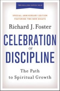 book cover - Celebration Of Discipline