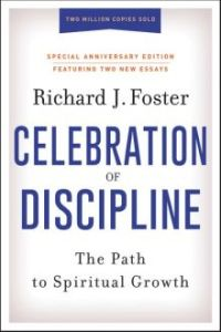book cover - Celebration Of Discipline