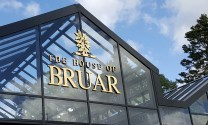 The house of Briar, Perthshire