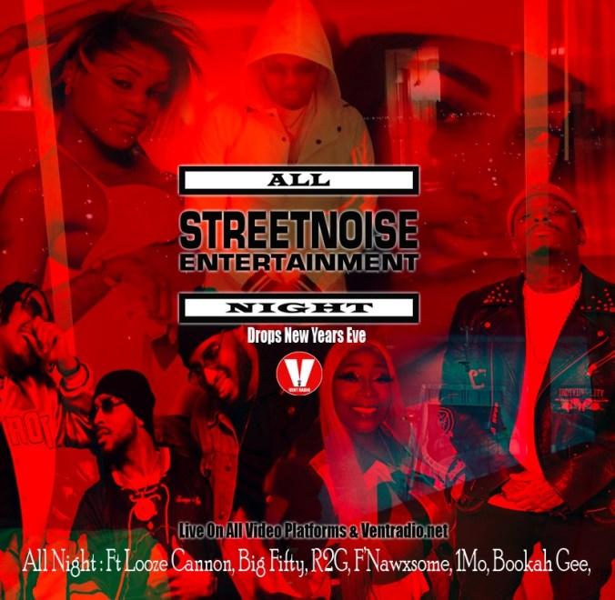 """Team Streetnoise """"All Night"""""""