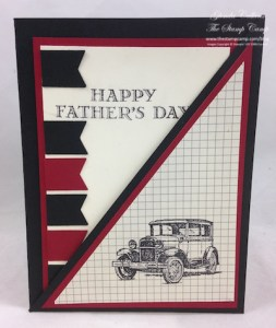 Double Pocket Father's Day Card!