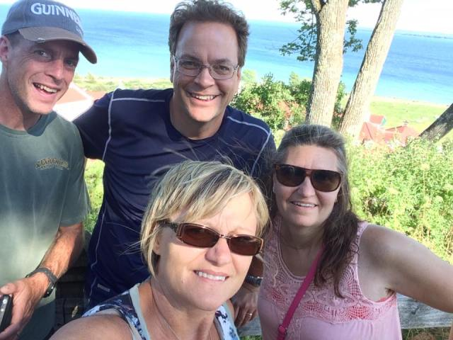 Mackinac Island July 2016