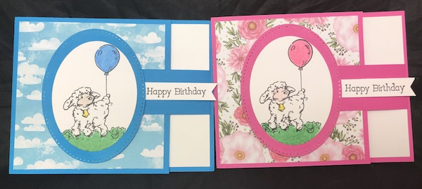 Storybook Occasions, Fun Stampers Journey, glendasblog