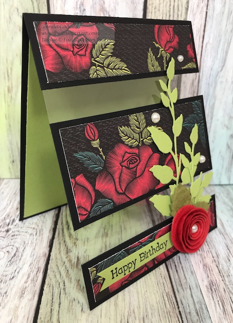 Mystic Romance Prints, Fun Stampers Journey, glendasblog, thestampcamp
