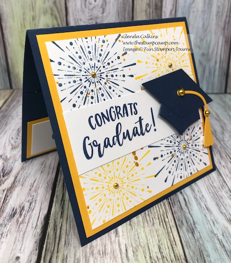 Bravo Grad, Hats Off Die, Fun Stampers Journey, thestampcamp