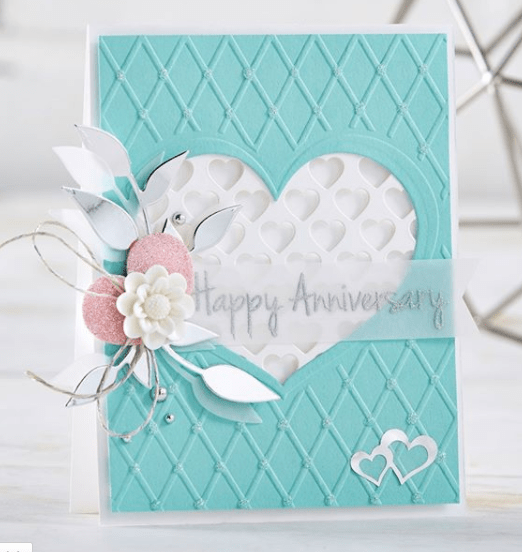 Heart You, Fun Stampers Journey, glendasblog, the stampcamp