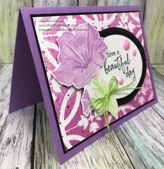 Love Life Bloom Box, Fun Stampers Journey, glendasblog,thestampcamp