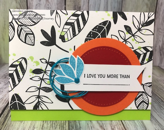 Bloom Box, Fun Stampers Journey, glendasblog, thestampcamp