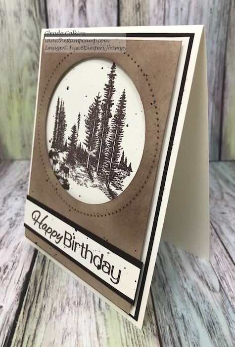 Stay Wild, Fun Stampers Journey, glendasblog, thestampcamp