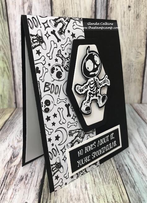 Skeletons Dance Bundle, Fun Stampers Journey, glendasblog, the stamp camp