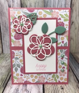 Blooming Details and Follow Your Heart Prints