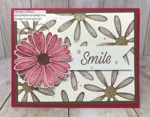 Stampin' Up! Daisy Lane Bonus #2