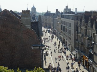 Oxford from the Tower