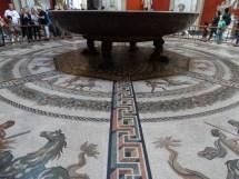 huge ceremonial saucer
