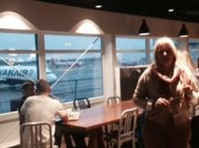 Breakfast at East Midlands Airport