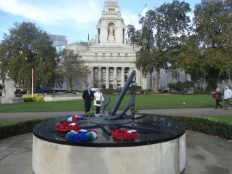 Falklands War Memorial
