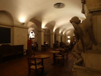 Nothing shabby about this crypt