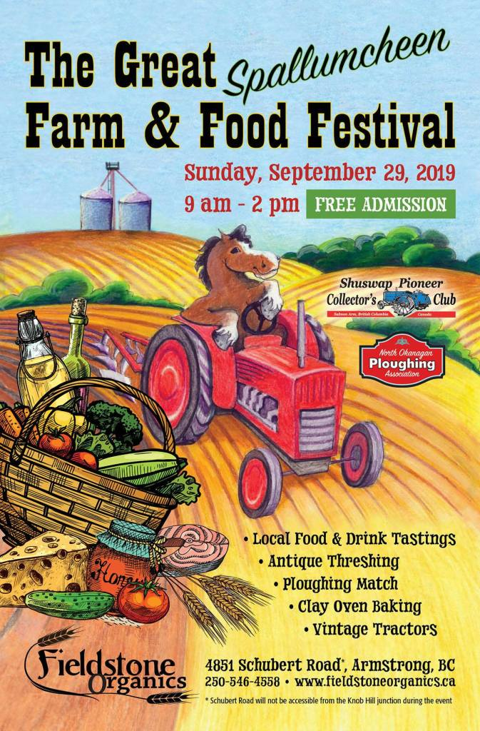 Spallumcheen farm and food festival